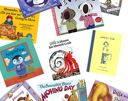 Top 10 Best Children S Books About Moving