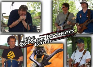Clayton Brothers Band group picture2