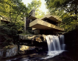 Fallingwater in Pittsburgh