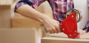 packing supplies and services