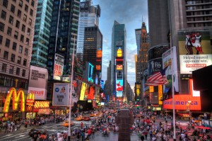 New York Times Square - Photo from Wikipedia