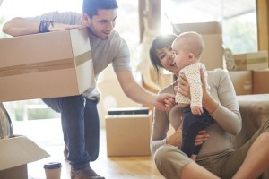 Moving with a baby 2