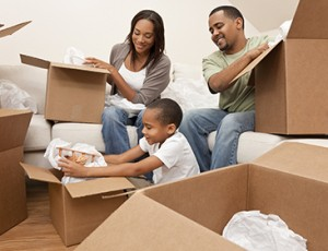 family household moving