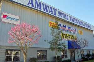 AMWAT Moving Warehousing Storage - Tallahassee, Fla.
