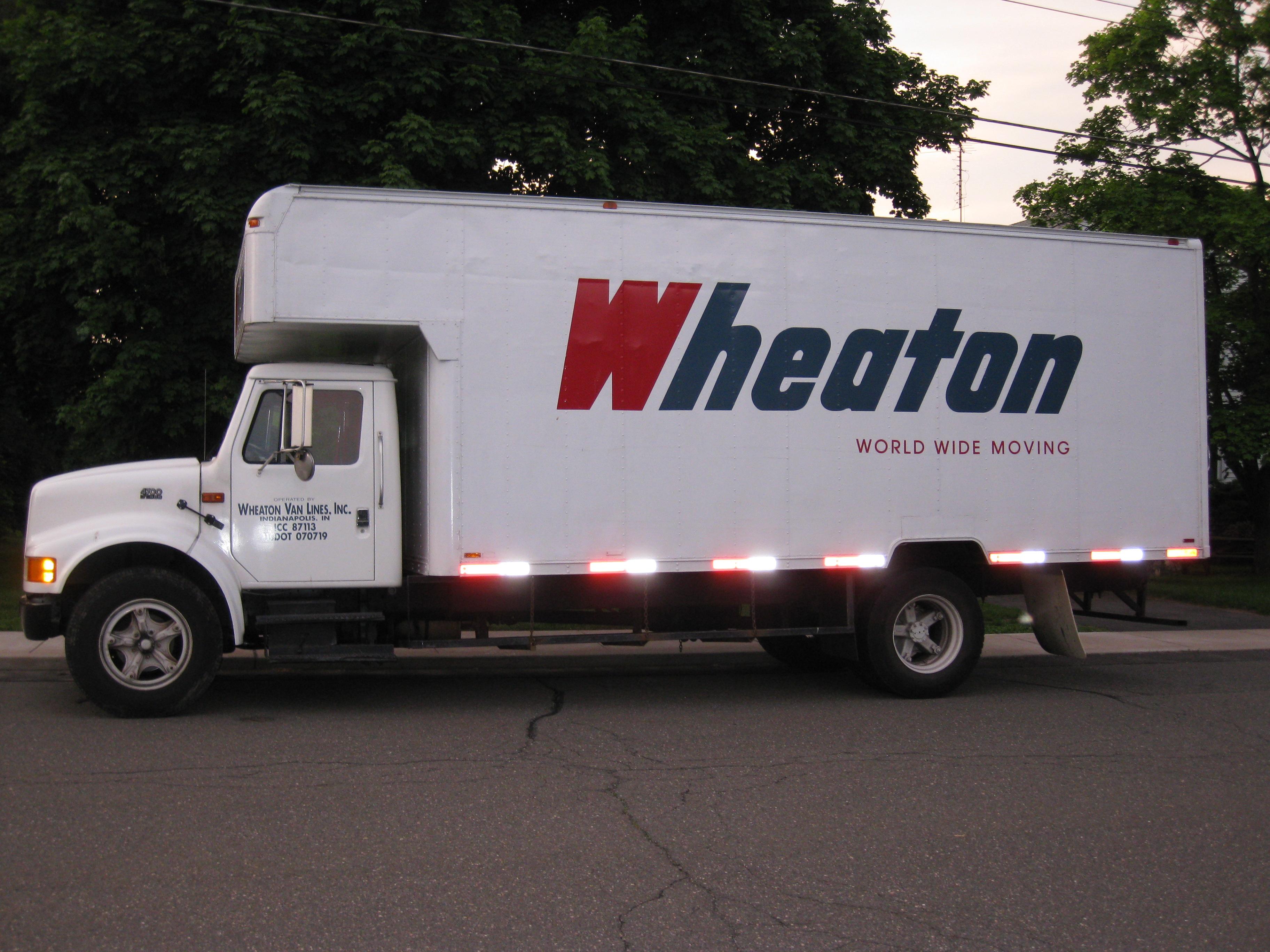 Atherton U0026 Sons Moving U0026 Storage   Pawcatuck, ...