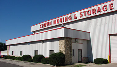 Crown Moving & Storage in Indianapolis, Ind.