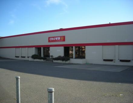 Crown Relocations - San Francisco, Calif.