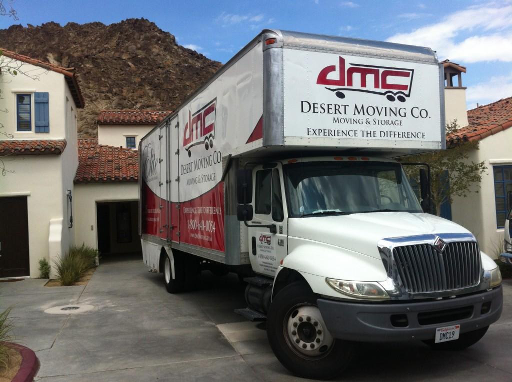 Desert Moving Company in Indio, California