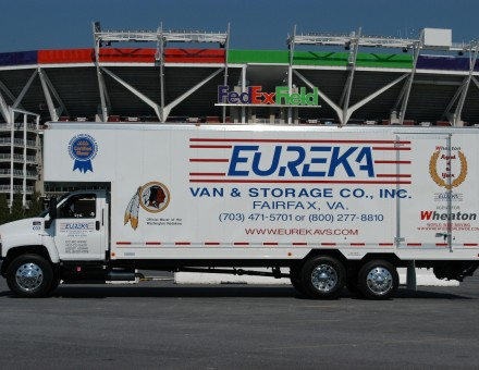 Eureka Moving U0026 Storage In Washington D.C. Area