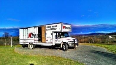Flatbush Moving Van