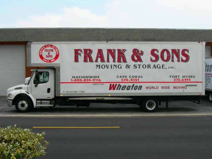 Frank & Sons Moving