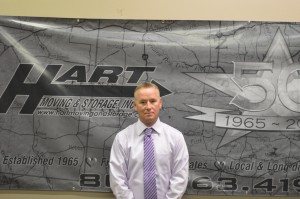 Hart Moving & Storage in Lubbock, Texas