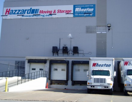 Hazzard Moving & Storage in St. Louis, Mo.