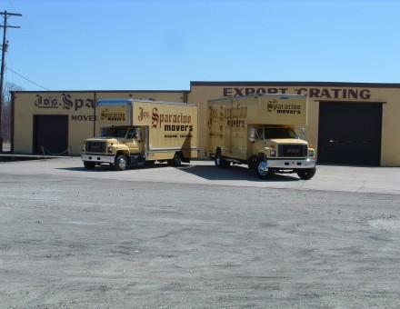 Joseph Sparacino Movers in Scranton, Pa.