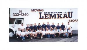 Morton J. Lemkau Moving & Storage in Westbury, N.Y.