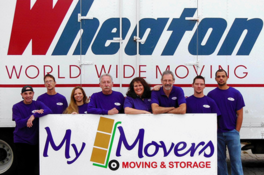 Choose My Movers Moving & Storage As Your Local Mover In