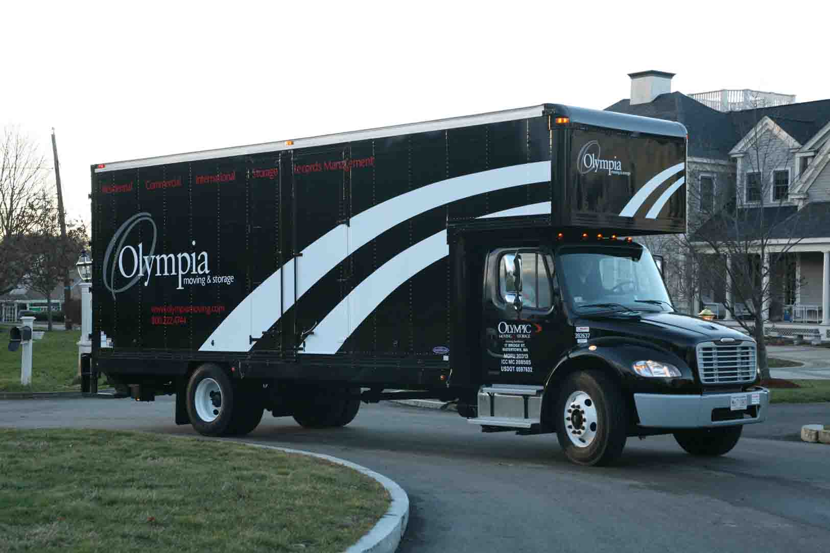 Choose Olympia Moving U0026 Storage As Your Local Mover In Hyattsville   Bekins  Local Agent