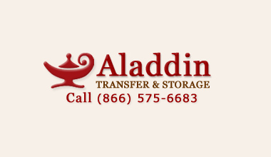 Aladdin Moving & Storage in Santa Rosa, CA