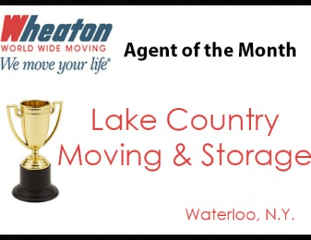 December 2015 - Lake Country Moving & Storage