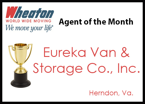Eureka Van & Storage - January 2016