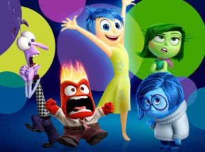 Inside Out - Disney's Pixar