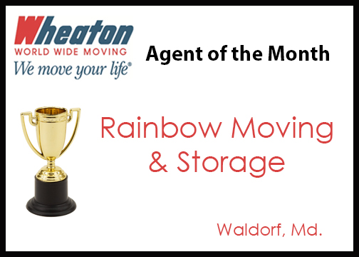 June 2016 - Rainbow Moving & Storage