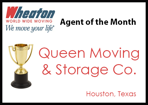 May 2016 - Queen Moving & Storage