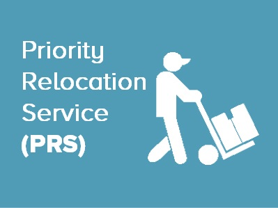 Priority Relocation Service (PRS)