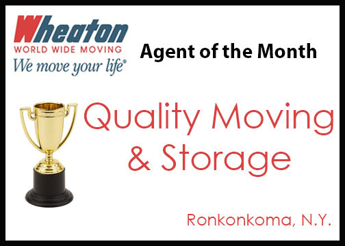 Quality Moving & Storage - Feb. 2017