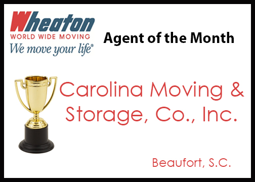 April 2017 - Carolina Moving & Storage
