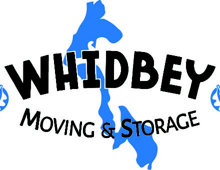 whidbey moving and storage logo
