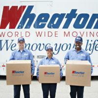 Wheaton Moving Agent in Woburn, MA