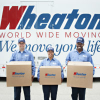 Wheaton Moving Agent in Denton, TX