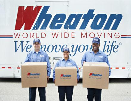 Wheaton Moving Agent in Denton, TX