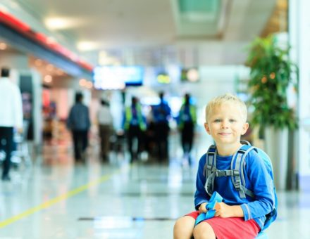 7 Tips for Navigating an Airport With Children