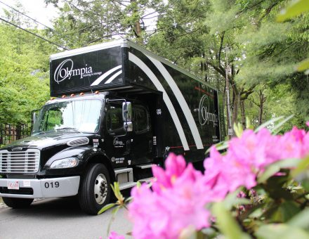 Olympia Moving Truck