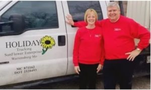 Rick & Susie Mills, Holiday Moving & Storage