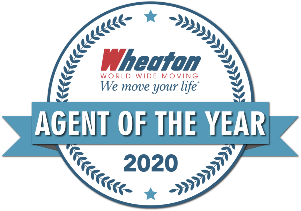 wheaton agent of the year 2020